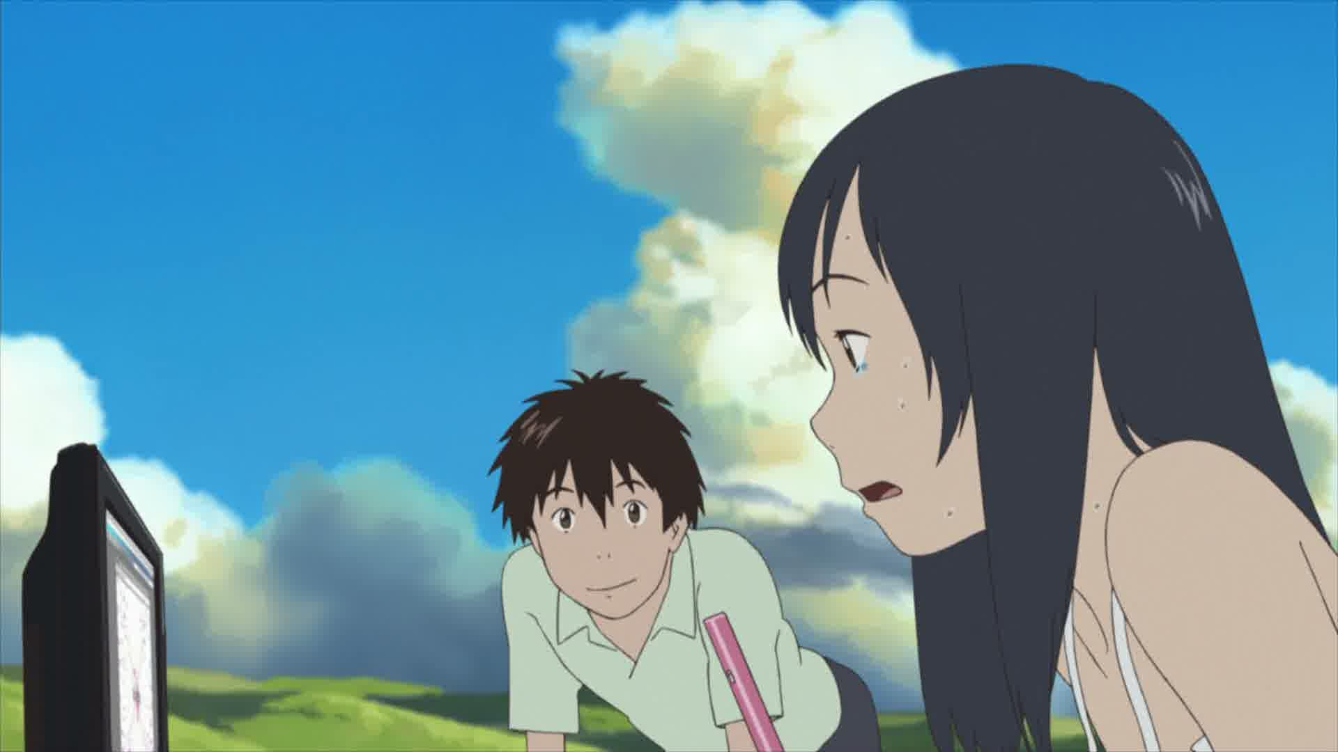 The couple of Summer Wars.