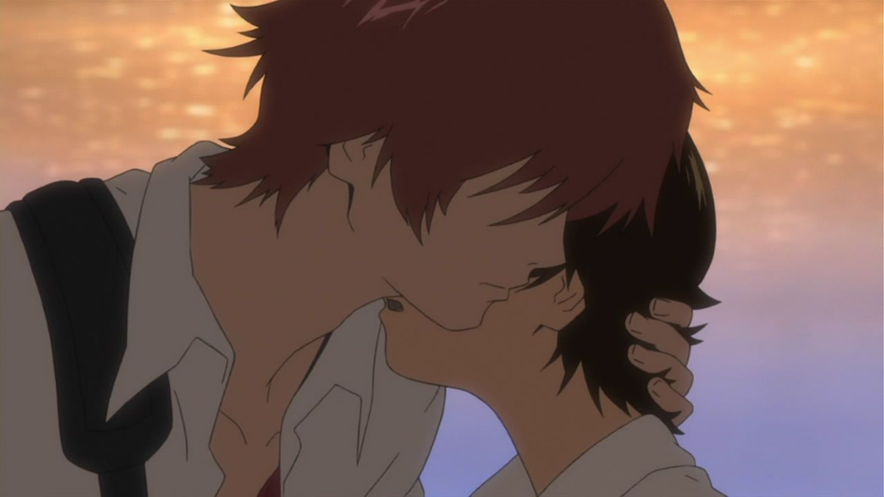 """I will be waiting for you in the future"": The frustrated lovers in The Girl Who Leapt Through Time"