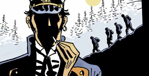 Corto Maltese, once again